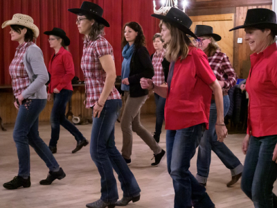 Tanzlisten für Gruppen Krummenau