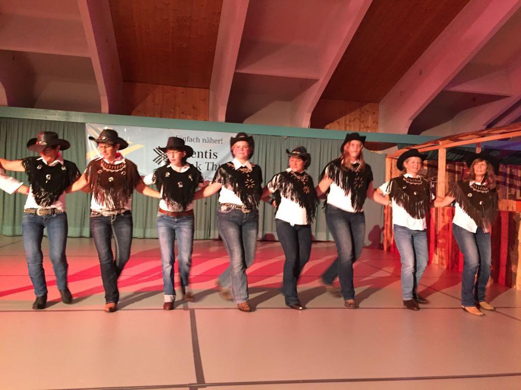 Aktuelle Tanzliste für Gruppe Starkenbach