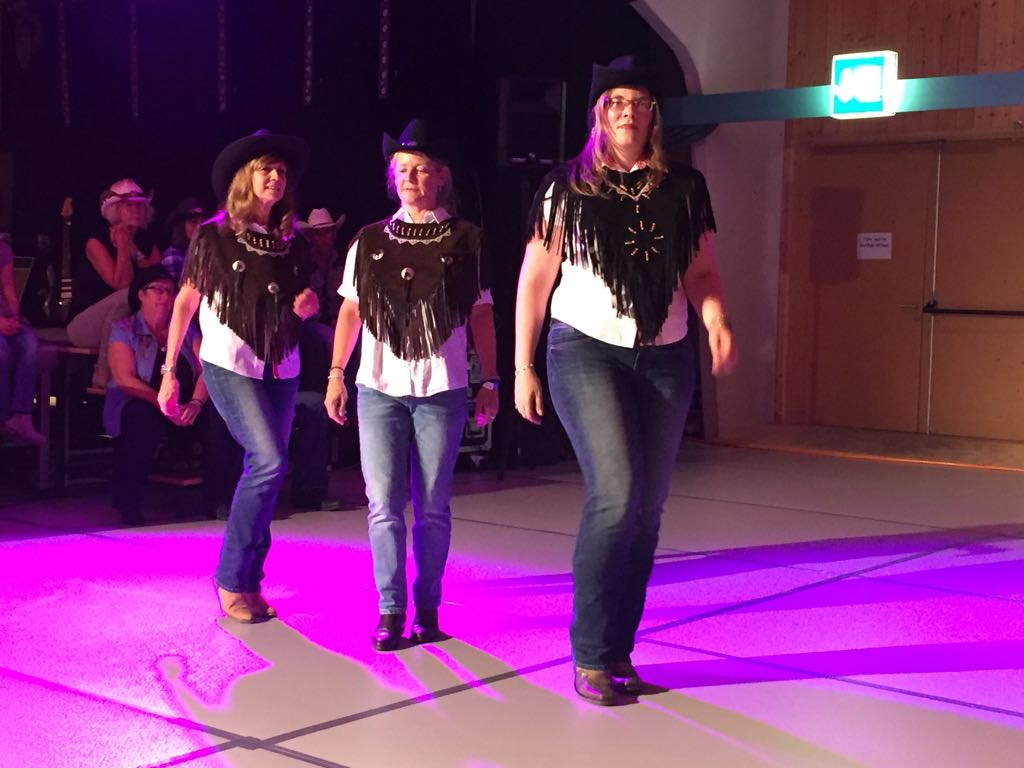Aktuelle Tanzliste für Starkenbach