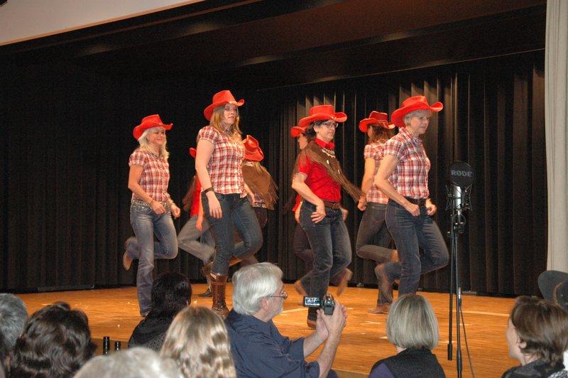 Aktuelle Tanzliste für Gruppe Starkenbach in Krummenau